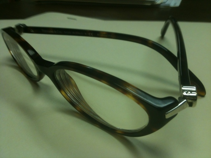 My old frames